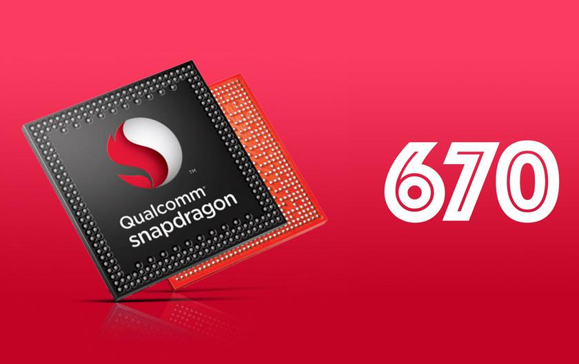 Snapdragon 670 Xiaomi Phones
