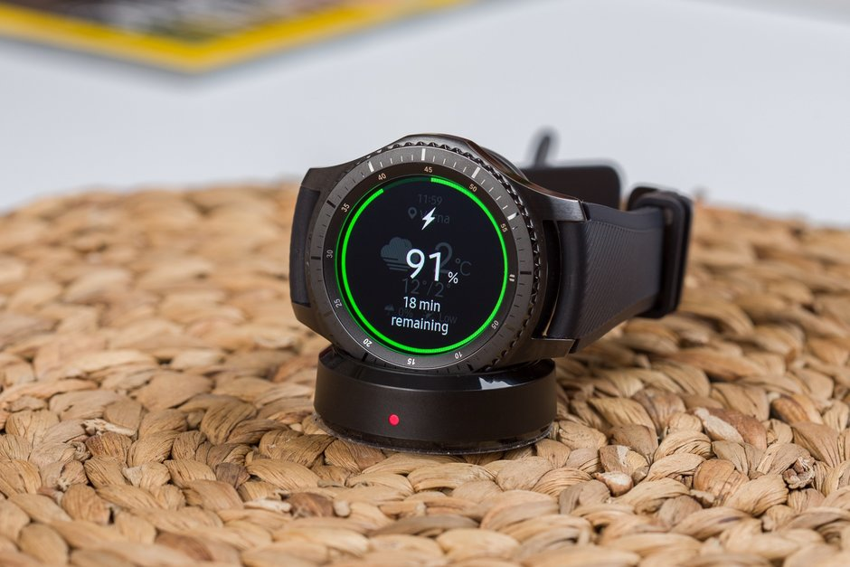 Samsung Gear S3 scores hefty software update with improvements across the board large